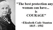 Elizabeth Cady Stanton: