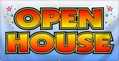 Open House April 21st