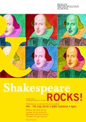 Grade 5 Musical Performances: Shakespeare Rocks!