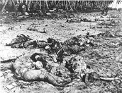 Aftermath of the arrival at Guadalcanal