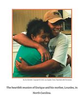 Enrique and Lourdes