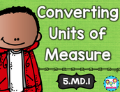 Center 5 - Converting Units of Measurement with Ms. West