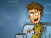 Voy a jugar video juego