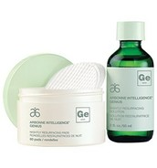 Arbonne Intelligence Genius Nightly Resurfacing Pads