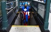Captain America In A Turban