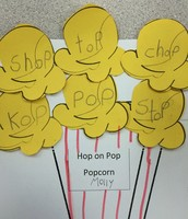 K Rhyming words with Hop on Pop