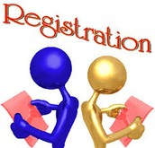 REGISTRATION FOR GRADE ONE