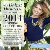 Be a Spring Debut Hostess!
