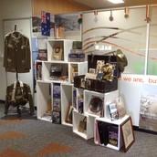 Anzac Day display - last days