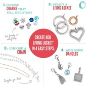 How to create a locket