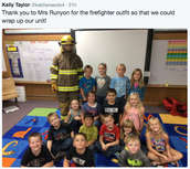 Fire Safety in 1st Grade
