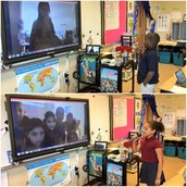 Mystery Skype with a class from Germany!