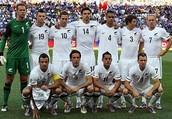 National Soccer Team: All Whites