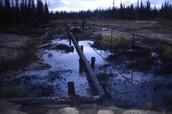 Kolva River Oil Spill
