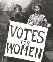 Vote for women's rights