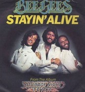 Stayin' Alive~The Bee Gees