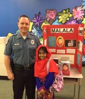 Introducing Malala Yousafzai