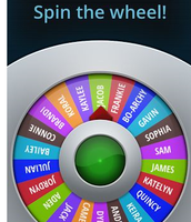 Spin the Wheel!