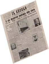 Carta per usi grafici:quotidiani
