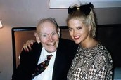 Anna Nicole Smith and J. Howard Marshall