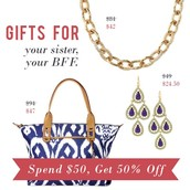 Gifts for your Sister & BFF