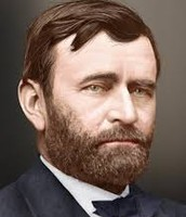 Colorized photo of him