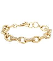 Gold Christina Link Bracelet