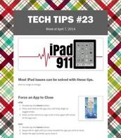iPad 911