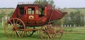 Deadwood & Cheyenne Stagecoach