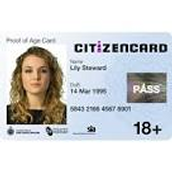 CITIZEN CARDS