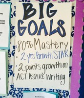 BIG Goals!!