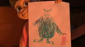 Boo drew Sully