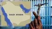 Religious Persecution. (Saudi Arabia)