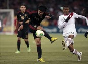 Peruvian Futbol [Soccer]