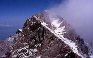 Le montagne d'Olympus