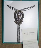 Noir Pendant Necklace - Limited Edition