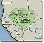 The Kingdom of Ghana