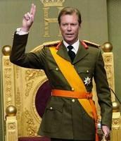 current grand duke: Duke Henri
