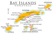 Bay island Map