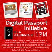 Digital Passport Initiative Set To Launch at Elkmont High School