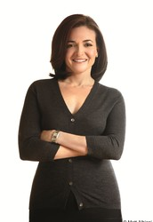 Lean In is a global community founded by Sheryl Sandberg, the COO of Facebook