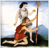 Melanion and Atalanta