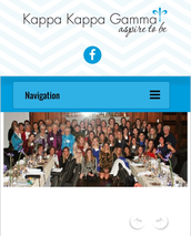 Memphis KKG Alumnae Association has a brand-new, AWESOME website!