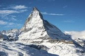 The Matterhorn: Glacier Erosion