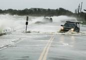 During A Hurricane..