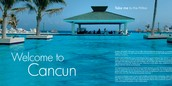 Welcome to Cancun Mexico