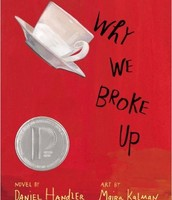 Why We Broke Up by Daniel Handler