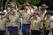 What are Boy Scouts?