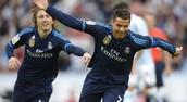 pro soccer player cristiono Ronaldo