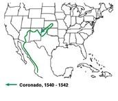Coronado's Route